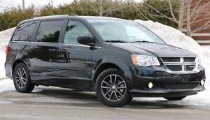 2017 Dodge Grand Caravan Rear DVD Rem Start Bluetooth Navigation