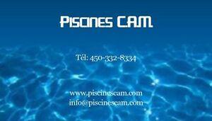 Services de piscines / Pool services