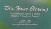 Di's Home and Office Cleaning