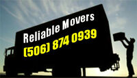 MOVING? DEMENAGE VOUS? Affordable Movers