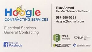 Alberta Certified Master Electrician