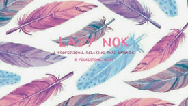 FOLKESTONE, A PROFESSIONAL RELAXING THAI MASSAGE BY LADY NOK IN KENT - 40/Hr
