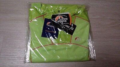 Lowe Alpine women climbing functional shirts - size L