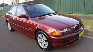 2000 BMW 3 Sedan 1 OWNER  low km car Burwood Burwood Area Preview