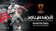 2 X Premium Tickets Rugby League World Cup 2017 Quarter Final Southbank Melbourne City Preview