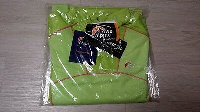 Lowe Alpine women climbing functional shirts - size S