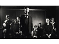 4 Nick Cave and the Bad Seeds Amazing Lower Tier Seats Tickets Block 102, Row B Manchester Arena