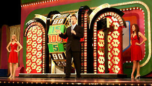 THE PRICE IS RIGHT  4 TICKETS  - buy 3 get 1 free! ~