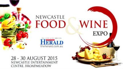 Newcastle Food & Wine Expo Broadmeadow Newcastle Area Preview