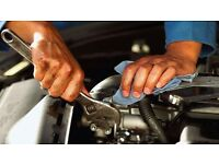 Car Garage looking for a Professional & Reliable Mechanic or Body Shop worker - North West London