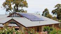"Free Income "" Solar Panels """