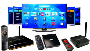 Android tv box et programmation boîtes Android
