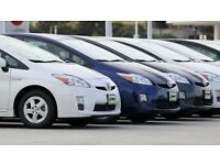 CHEAP PCO HIRE- TOYOTA PRIUS STARTING AT £180 INCLUDING INSURANCE