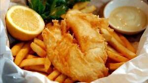 Burger Bar & Fish & Chips - Suburban Cairns - OPEN TO OFFERS Earlville Cairns City Preview