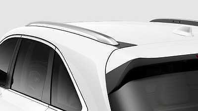 Genuine OEM 2014-2020 Acura MDX Chrome Roof Rails