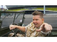 Garry tank commander tickets for friday