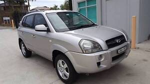 2007 Hyundai Tucson Wagon low km 1 owner full serviced Burwood Burwood Area Preview