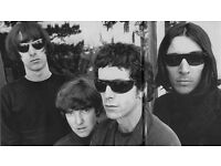 Lou Reed & Velvet Underground cover/tribute/function band Drummer, bass, guitarist, keyboard WANTED