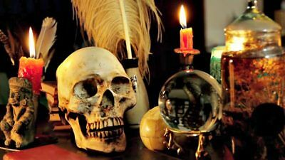 POWERFUL CUSTOM SPELL CAST 100% AUTHENTIC SANTA MUERTE CANDLE MAGICK