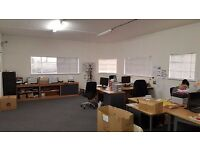 1100 sft Office to Let in Slough Unit 28 Slough Business Park