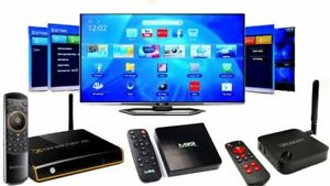 ANDROID TV BOX- Call/text 613-242-1444
