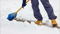 Residential snow removal 204-890-9095