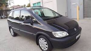 2004 Holden Zafira Wagon 7 seater low km Burwood Burwood Area Preview