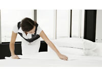 Hotel cleaners required in Central London