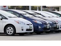 PCO CARS HIRE RENT-HYBIRD +DIESEL LOW MILEAGE CLEAN CARS UBER READY
