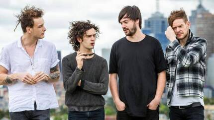 THE 1975 in Sydney, Melbourne and Adelaide!!  G.A. Floor Tickets! Brunswick Moreland Area Preview
