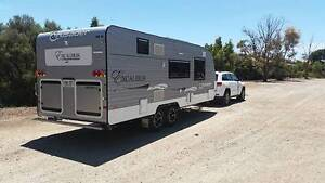 2014 Crusader Excalibur Caravan Clearview Port Adelaide Area Preview