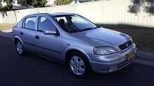 2002 Holden Astra Hatchback low km Burwood Burwood Area Preview