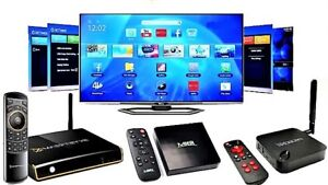 Android box updating and programming