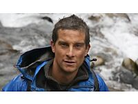 selling 2X Tickets for Bear Grylls – Endeavour
