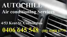 Car Air conditioning Regas & Services (Car A/C Regas from $120) Cannington Canning Area Preview
