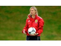 EXPERIENCED PLAYERS WANTED LADIES FOOTBALL
