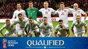 WORLD CUP 2018 TICKETS - ALL 3 OF POLAND'S MATCHES @ COST!!!