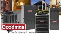 $1799 Furnace / Air Conditioning.