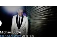 Michael Buble tickets Dublin 07/07/2018