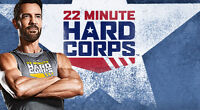 22 minutes training Boot Camp style!!!