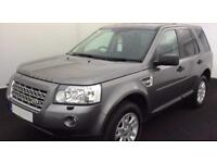LAND ROVER FREELANDER 2 2.2 SD4 HSE XS GS SE TECH SPORT LE FROM £51 PER WEEK !