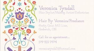 Wedding Hair and Makeup Services Stratford Kitchener Area image 1