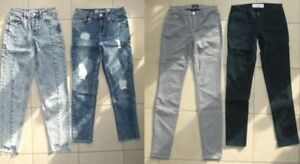 $40 for ALL:  NEW Branded Jeans, Size XS