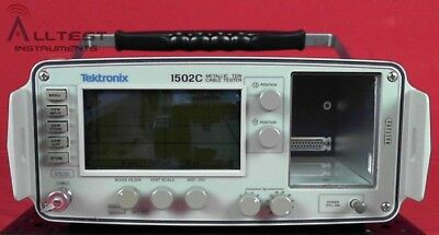 Tektronix 1502c Time Domain Reflectometer Cable Tester