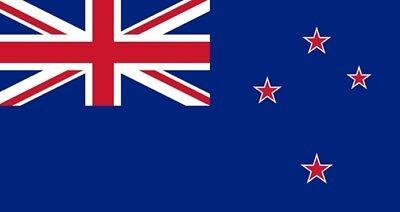 NEW ZEALAND NATIONAL FLAG 5X3 WELLINGTON AUCKLAND FLAGS