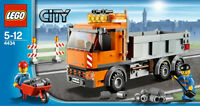 LEGO CITY 4434 Dump Truck 2 Minifigures NEW - ONLY $40