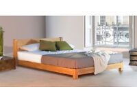 Beautiful BRAND NEW super king bed frame