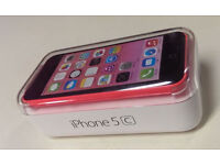 Apple iPhone 5C Unlocked 16g in Pink Boxed