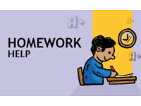 Homework? We can do it for you.