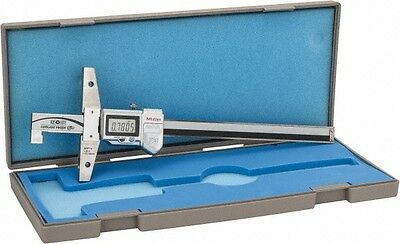 Mitutoyo 571-265-10 Absolute Digimatic Lcd Depth Gage Ip67 Coolant Proof